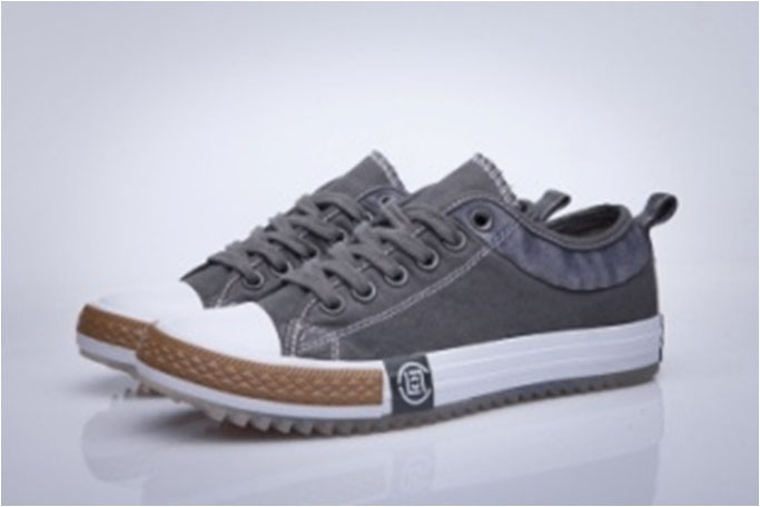 Converse New Collection Grey/White - 850