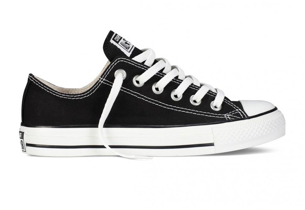 Converse Black/White - 760