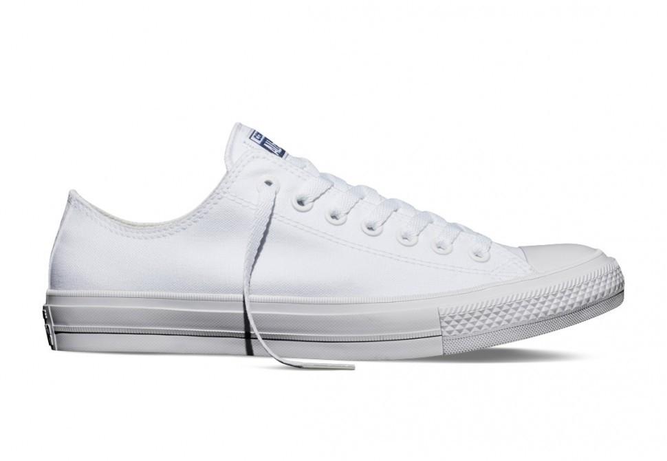 Converse White - 830