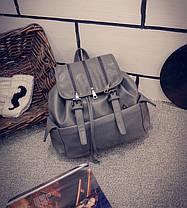 Большой трендовый Fashion рюкзак, фото 3