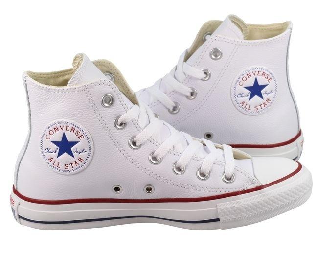 Converse All Star White High - 760