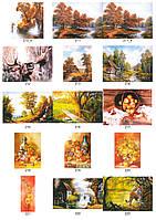 Картини під бурштин 4
