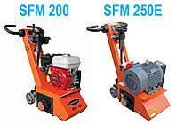 Фрезеровальная машина по бетону SFM-200-4