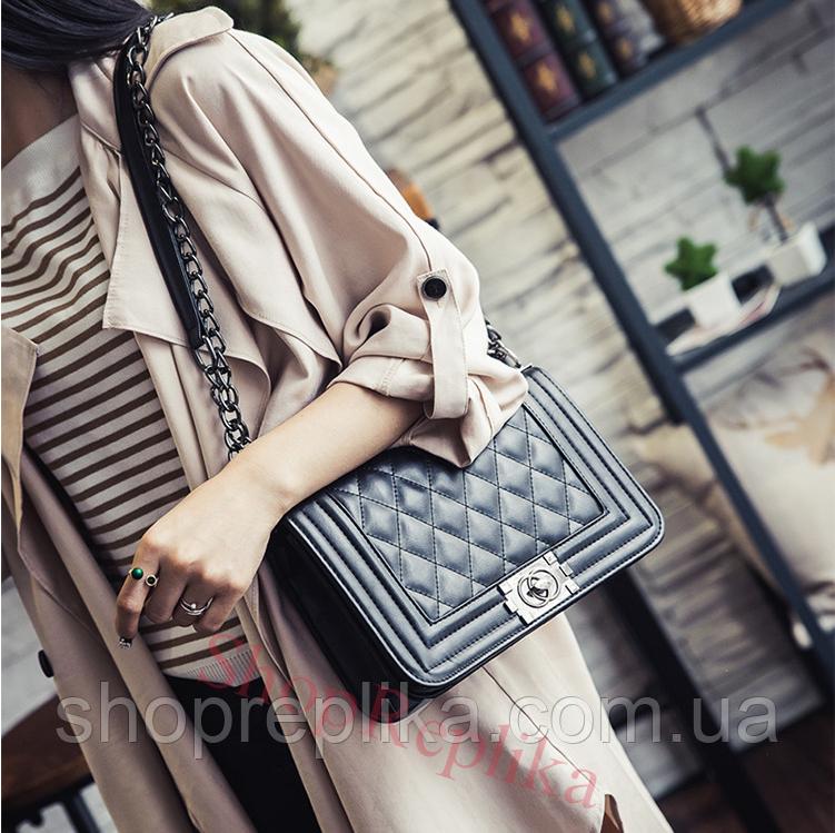 Копии брендовых сумок Шанель бой недорого украина  продажа, цена в ... 122c070746a