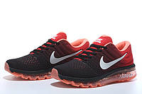 Кроссовки  Nike Air Max 2017 (Black/Red), фото 1