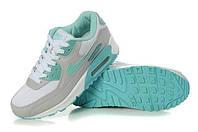 Nike air max 90 green white - 1390