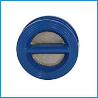 Клапана зворотні чавунні міжфланцеві Ду50 - Ду200