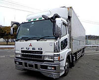 Лобовое стекло Mitsubishi Fuso Super Great, триплекс