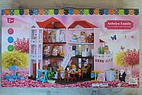Домик Сильвания Фэмили Sylvanian Families мебель, в коробке 65*37*11 см