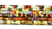 Упаковочная бумага новогодняя 70 х 100 см