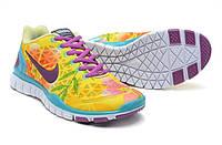Nike Free TR Fit 2 желтые - 1190