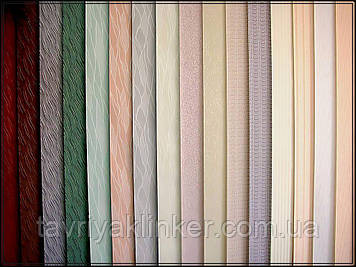 Вертикальні тканинні жалюзі, ламель 89 мм, 1300*1500