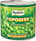 Горошек консервированный 430г. ж/б