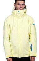 Горнолыжная куртка QUIKSILVER NEXT MISSION PLAIN INS JKT LIGHT YELLOW