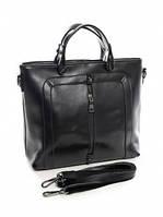 Кожаная женская сумка 1036 Black