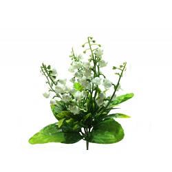 Искусственные цветы букет «Ландыш» (50 шт)