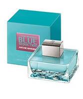 Женская туалетная вода Antonio Banderas Blue Seduction For Women. духи антонио бандерос женские blue.