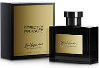 Мужские туалетные духи Baldessarini Strictly Private. туалетная вода baldessarini.