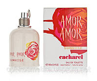 Женская туалетная вода Cacharel Amor Amor Sunrise. духи амор амор кашарель.