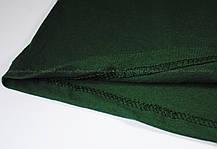 Мужская Футболка Классическая Fruit of the loom Тёмно-Зелёный 61-036-38 L, фото 2