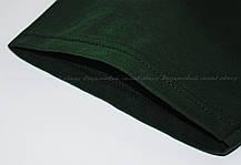 Мужская Футболка Классическая Fruit of the loom Тёмно-Зелёный 61-036-38 L, фото 3