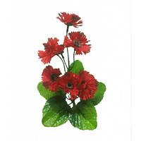 """Букет искусственных цветов """"Маки"""" (100 шт)"""