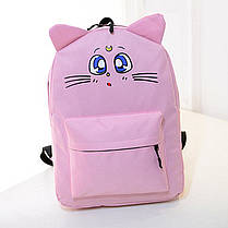 Милый аниме рюкзак кот Сейлор Мун, фото 2