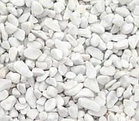 """Грунт для аквариума натуральный """"Белая галька"""", 20 кг (6-8мм) (5853)"""