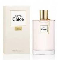 Женская туалетная вода Chloe Love Eau Florale , аромат духов хлое