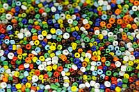 Комплект бисера для набора для вышивания пасхальной салфетки АК 22-09