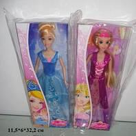 Кукла 29 см BLD043 принцесса 2в.кор.11,5*6*32,2 ш.к./120/