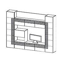 Cube Стінка CU-1 Taranko