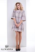 Женское стильное платье La Wanna