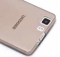 Чехол силиконовый на телефон Doogee X5 / X5 Pro черный