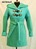 """Кашемировое пальто """"Фэшн"""" для девочек и подростков, фото 1"""