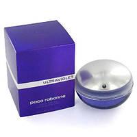 Женская туалетная вода Ultraviolet Paco Rabanne , пако рабан духи женские