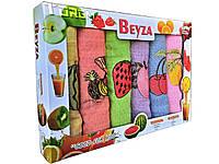 Полотенце вафельное Beyza - Fruits - 6 шт. - 40*60 - 100% хлопок - Турция - , Харьков
