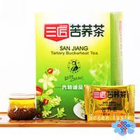 Чай из гречихи татарской «Сан Цзян» (San Jiang) гранулированный (40 пакетиков)