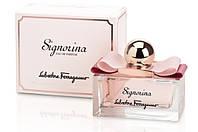 Женская парфюмированная вода Salvatore Ferragamo Signorina , salvatore ferragamo духи женские