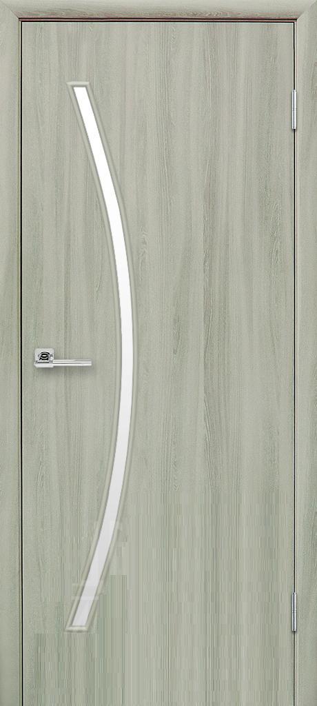 Двери Новый стиль Дива ПО ясень патина