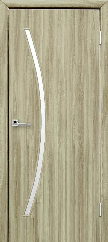 Двери Новый стиль Дива ПО сандал