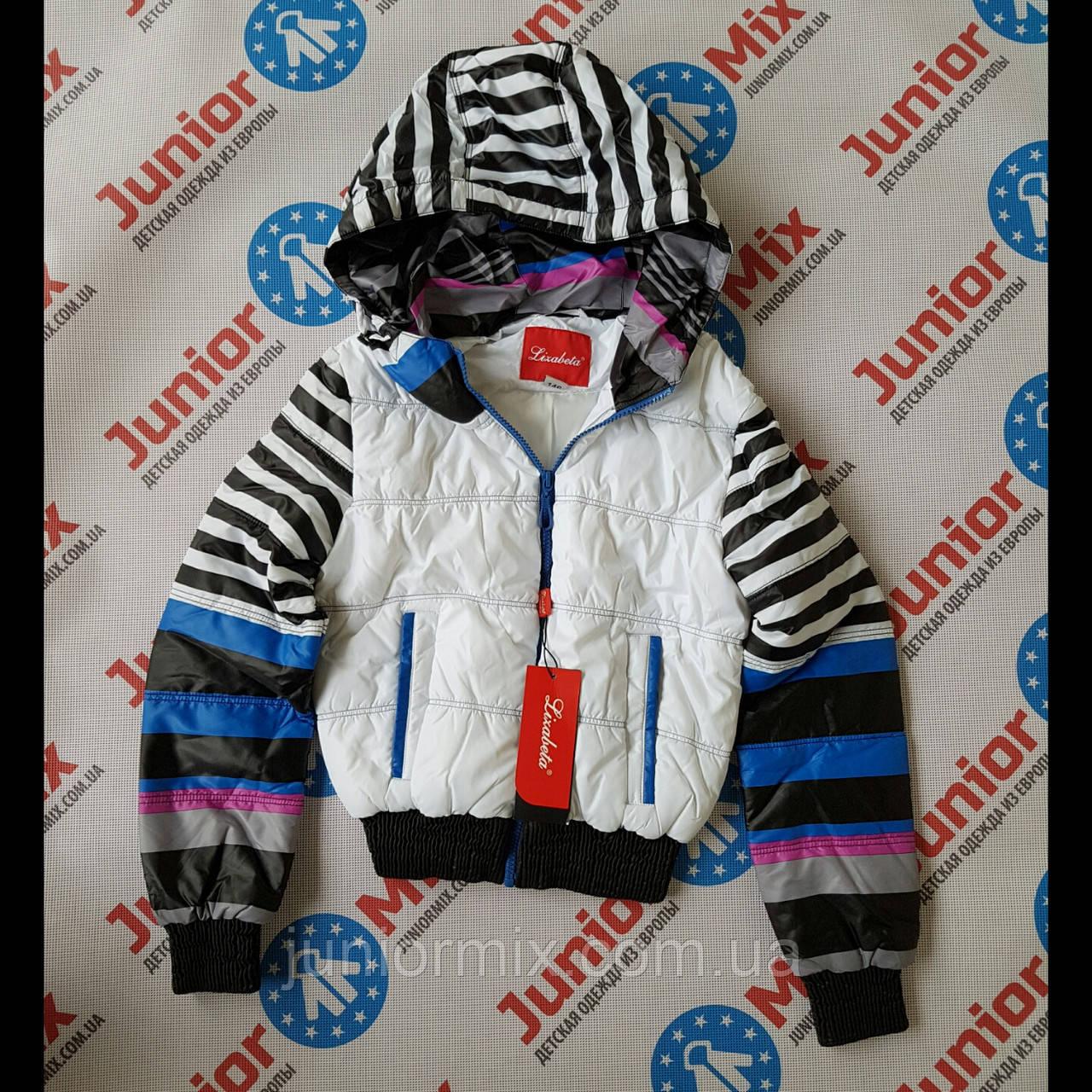 Весенняя подростковая курточка на девочек Lizabeta
