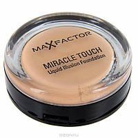 Тональная крем-пудра Max Factor miracle touch