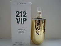Carolina Herrera 212 Vip  тестер. духи вип 212 женские фото. духи вип 212.
