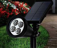 Светодиодный уличный светильник на солнечной батареи