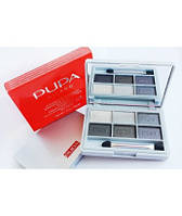 Тени для век Pupa Baroque Eye Shadow 6 Color (Пупа Баракуйя Ай Шадов 6 Колор )