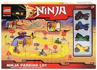 Детский паркинг Ninja T602