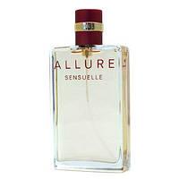 Chanel Allure Sensuelle  тестер без крышечки. духи шанель. духи шанель ароматы.