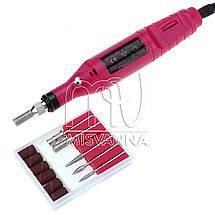 Фрезер-ручка 20 000 оборотов/мин для аппаратного маникюра, фото 2