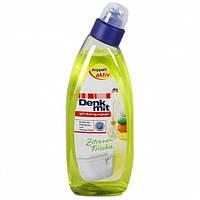 Чистящее средство для унитазов Denkmit zitronen frische, 750 мл